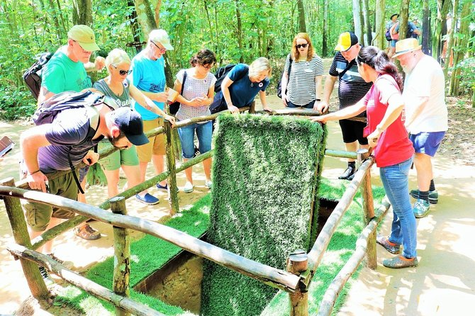 Saigon Cycling To Cu Chi Tunnels - 1 Day