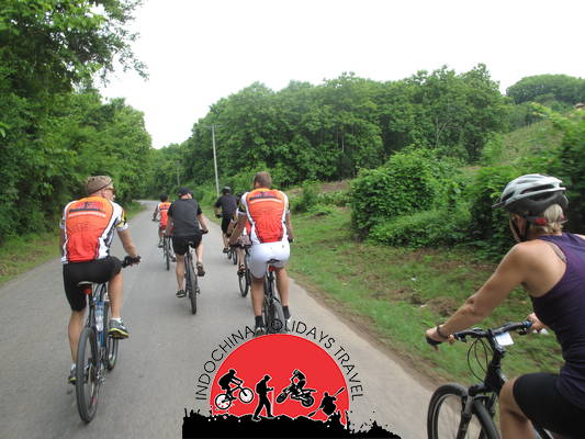 Chau Doc Cycling To Ho Chi Minh City - 3 Days