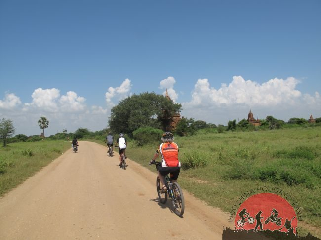 Mekong Cycle Tours - 6 Days 1